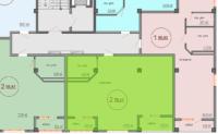 Квартира специальной планировки 76 м2